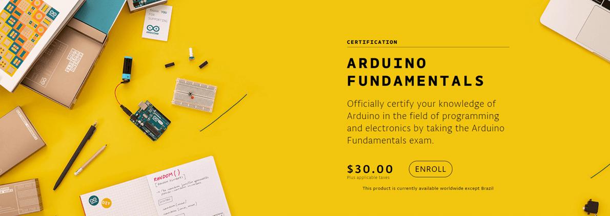 certificado arduino colombia